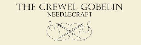 The Crewel Gobelin Newsletter